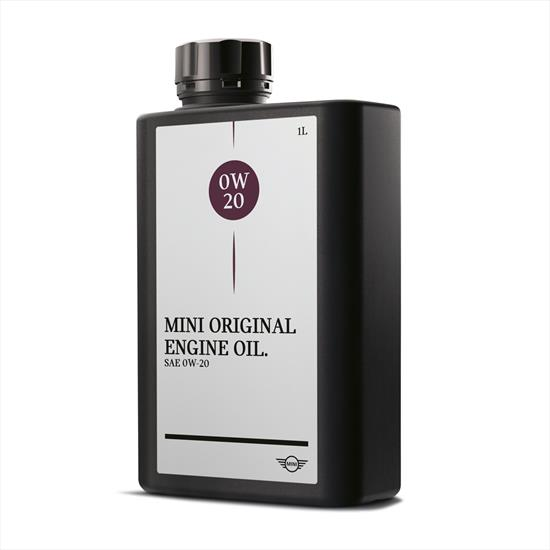 ShopMINIUSA.com: MINI Original Engine Oil Longlife-17 FE-Plus SAE 0W-20