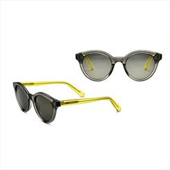 MINI Panto Color Block Sunglasses