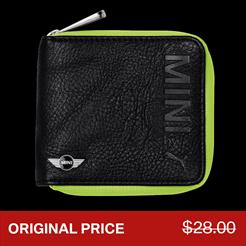 MINI by Puma® Wallet