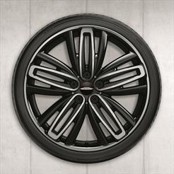 JCW Style 526 Summer Wheel And Tire Set