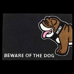 MINI Bulldog Door Mat