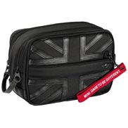 Black Jack Wash Kit Toiletry Bag