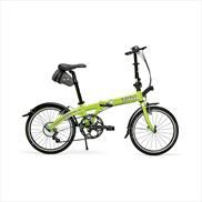 MINI Folding Pocket Bike Lime
