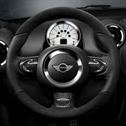 John Cooper Works Alcantara Steering Wheel