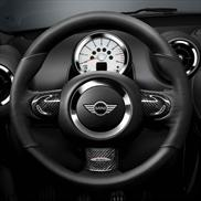 John Cooper Works Leather Steering Wheel