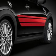 John Cooper Works Pro Side Stripes