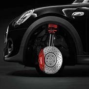 "John Cooper Works 17"" Sport Brake Retrofit Kit"