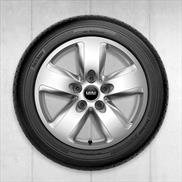 "MINI 16"" Style 517 Revolite Spoke Winter Complete Wheel and Tire Set"