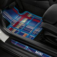 Speedwell Blue All Weather Floor Mats