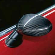 John Cooper Works Carbon Fiber Mirror Covers