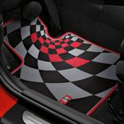John Cooper Works Pro Carpeted Floor Mats