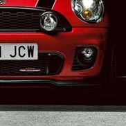 John Cooper Works Aero Kit Upgrade Components