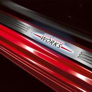 John Cooper Works Door Sills