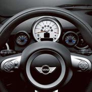 John Cooper Works Sport Gauges