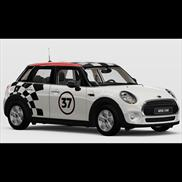 John Cooper Works Pro Racing Side Stripes