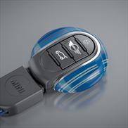 Speedwell Blue Key Fob with NFC