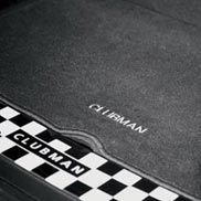 Clubman Carpet Boot Mat