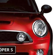 MINI Black Driving Lights