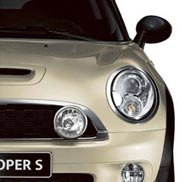 Mini Chrome Driving Lights