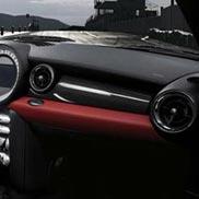 Dashboard Carbon Fiber