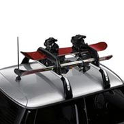 Ski and Snowboard Holder
