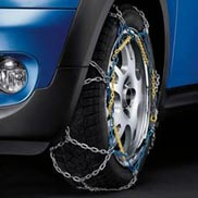 MINI Snow Chains