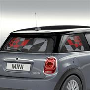 John Cooper Works Pro Rear Sun Shades