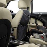 Seat Back Storage Pocket