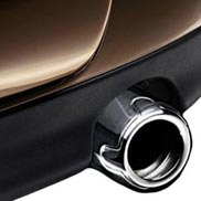 Sport Exhaust Pipe Tip