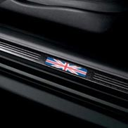 Union Jack Door Sills