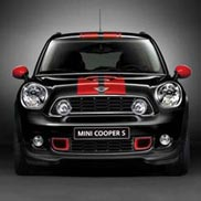 John Cooper Works Sport Stripes