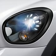 Black Line Headlight Rings