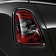 MINI Black Line Tail Light Rings
