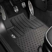 All Weather Floor Mats MINI