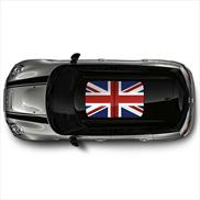 Union Jack Roof Graphic