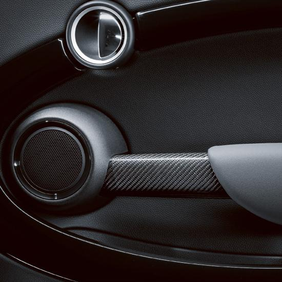 John Cooper Works Carbon Fiber Interior Door Handle