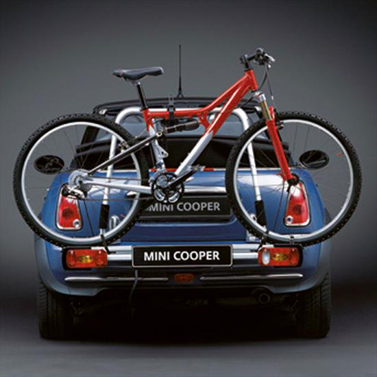 Best Bike Rack For Mini Cooper: ShopMINIUSA.com: MINI Rear Mounted Bike Rack