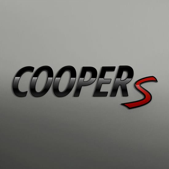 Shopminiusacom Mini Piano Black Cooper S Badge