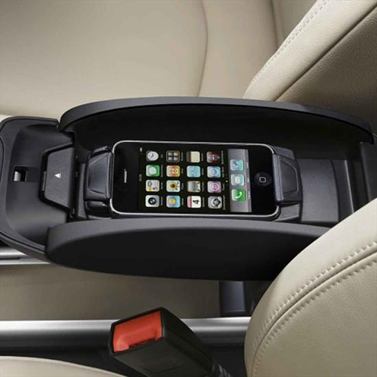 In car mobile phone holder and charger