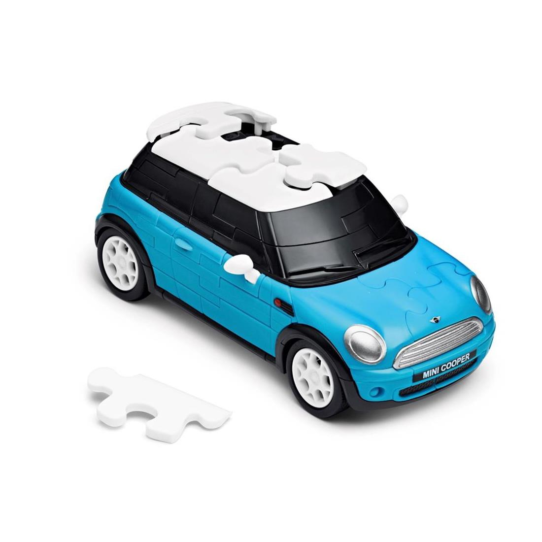 mini cooper s hardtop puzzle car. Black Bedroom Furniture Sets. Home Design Ideas