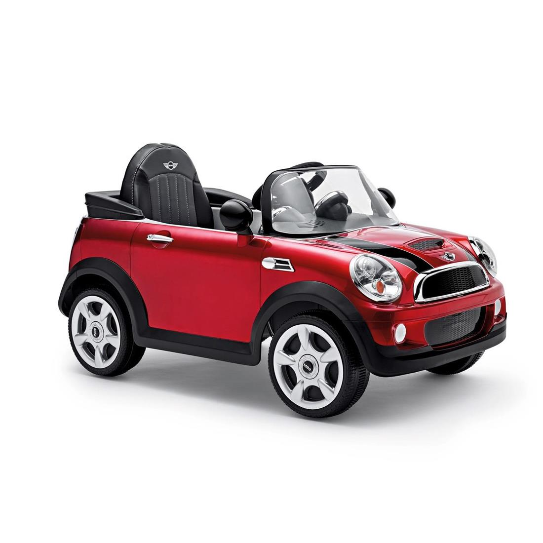 ShopMINIUSA.com: MINI Kids' Cooper S Electric Convertible
