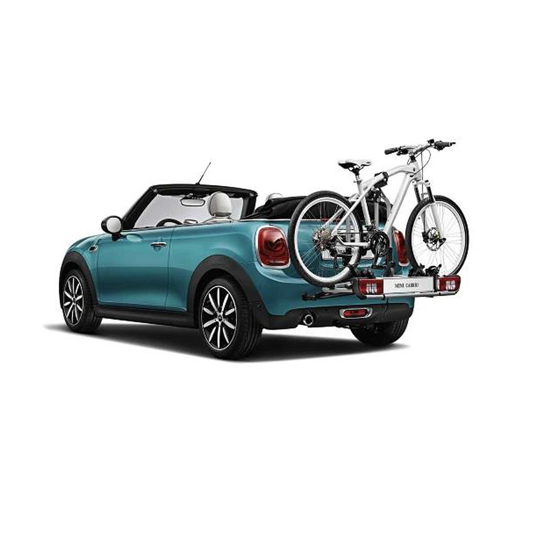 Best Bike Rack For Mini Cooper: ShopMINIUSA.com: MINI Rear Bike Rack And License Plate Holder