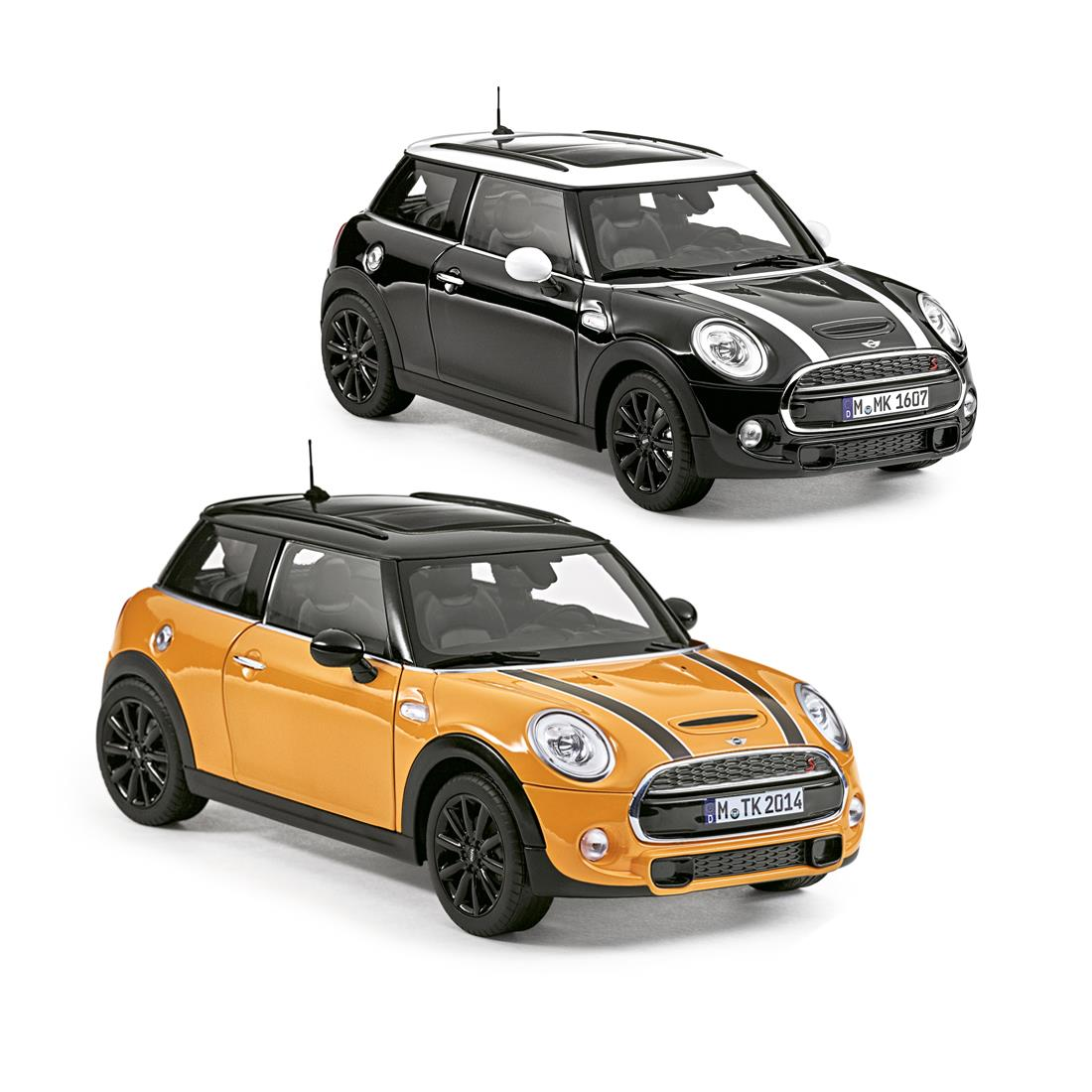 mini cooper s f56 miniature. Black Bedroom Furniture Sets. Home Design Ideas