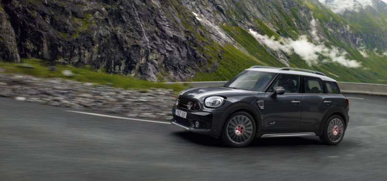 Mini Countryman Accessory Packages